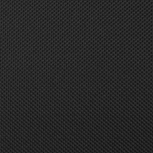 Black pvc fabric