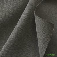 Pyrosnuff-wax canvas fabric FR