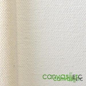 Floor cloth canvas primed