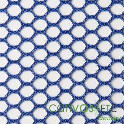 Laundry Bag Mesh Royal Blue