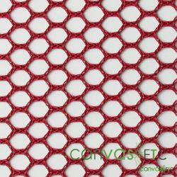 Laundry Bag Mesh fabric Red