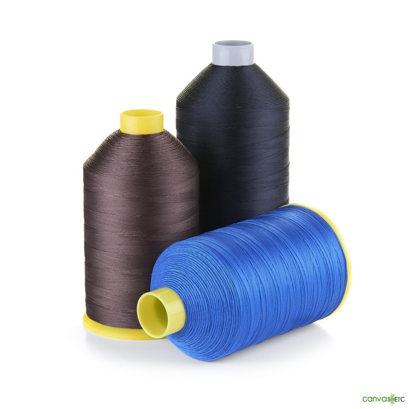 how to choose a leather thread