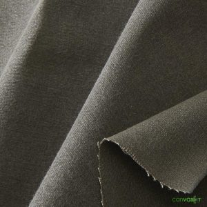 Waxed Canvas Fabric Olive Drab