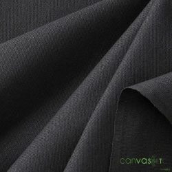 7 oz canvas cloth Black