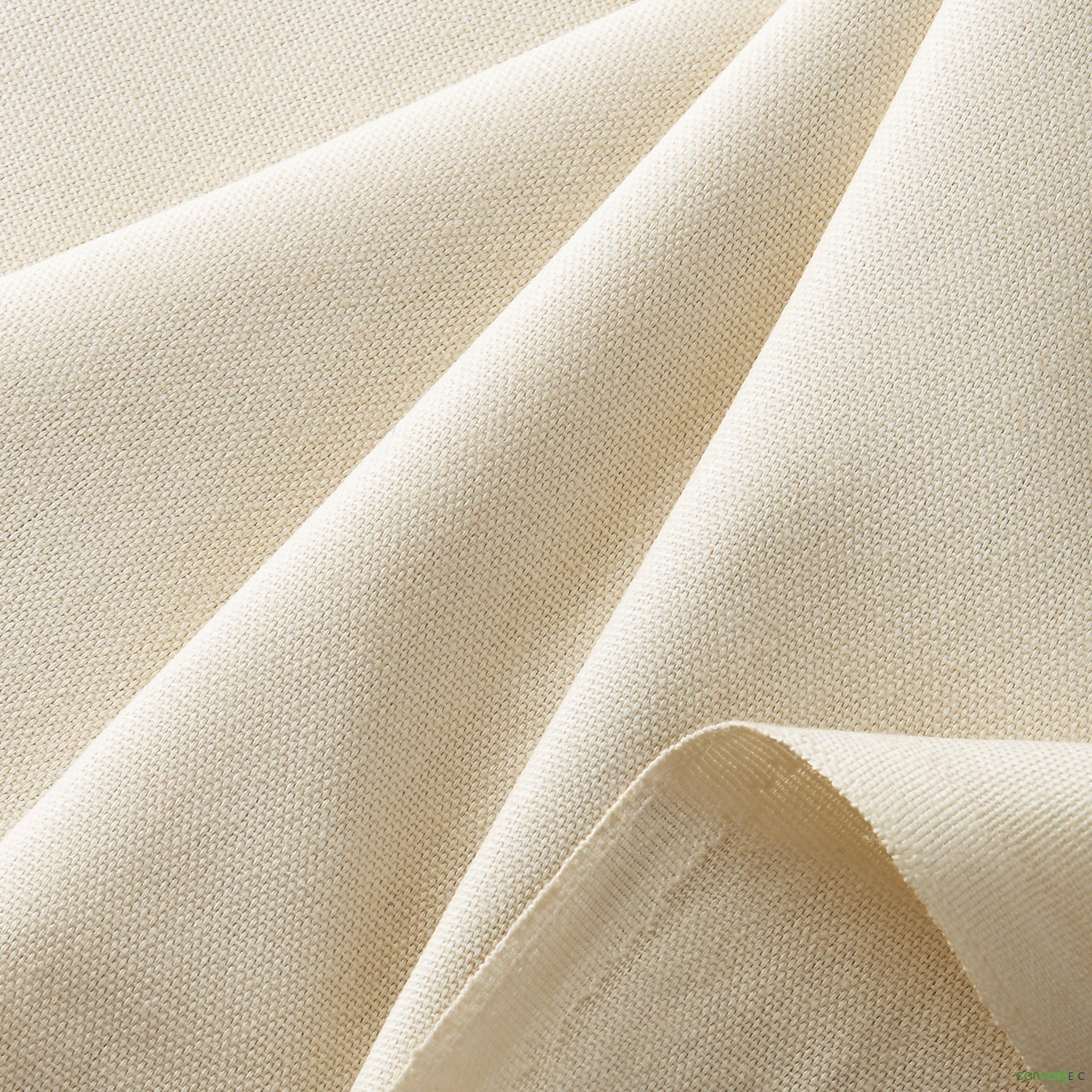 Cream Canvas Fabric - 7 oz | 58/60"