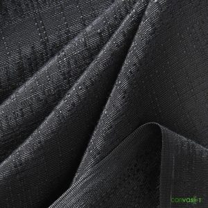 Banjo drape cloth Black