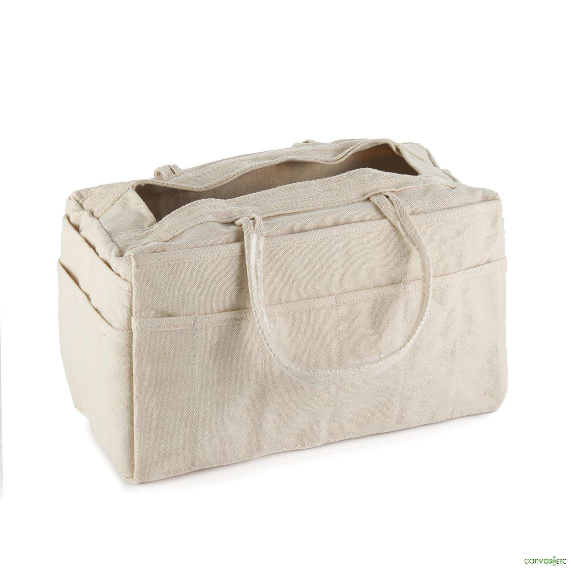 Rigger Bag 18oz Cotton Duck Fabric Canvas Etc