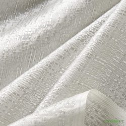 Banjo Cloth Drapes Off White