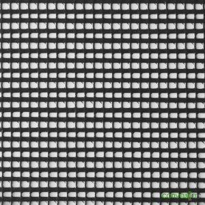 Vinyl coated mesh Black