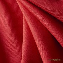 10 oz duck fabric red