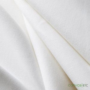 10 oz Duck White Canvas