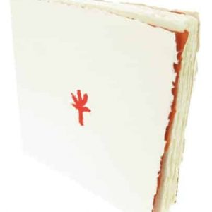 Paper back sketchbook