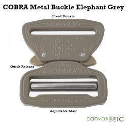 Cobra Buckle Grey The Original