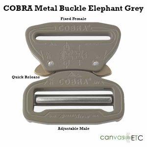 Cobra Buckle Grey The Original