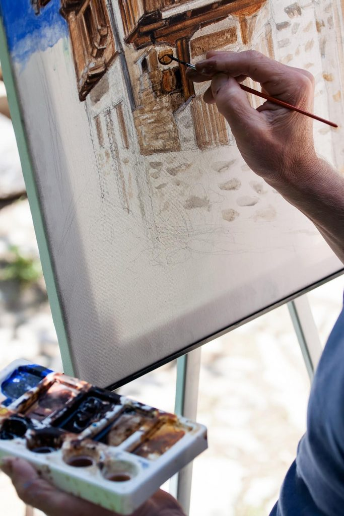 artist canvas rolls