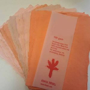 pink envelope pack