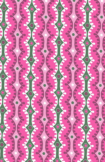 Delphine Stripe 1554715547 | Katja Ollendorff Designs