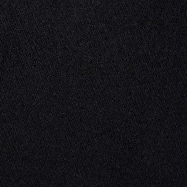 10'H Duvetyne Drape - Black