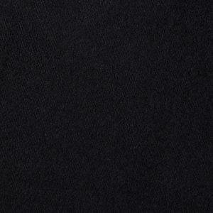 12'H Duvetyne Drape - Black
