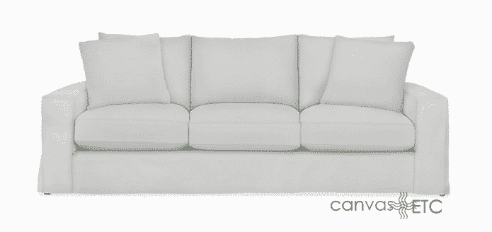 Surprising Sofa Slipcovers How To Create Your Own Custom Slipcover Machost Co Dining Chair Design Ideas Machostcouk