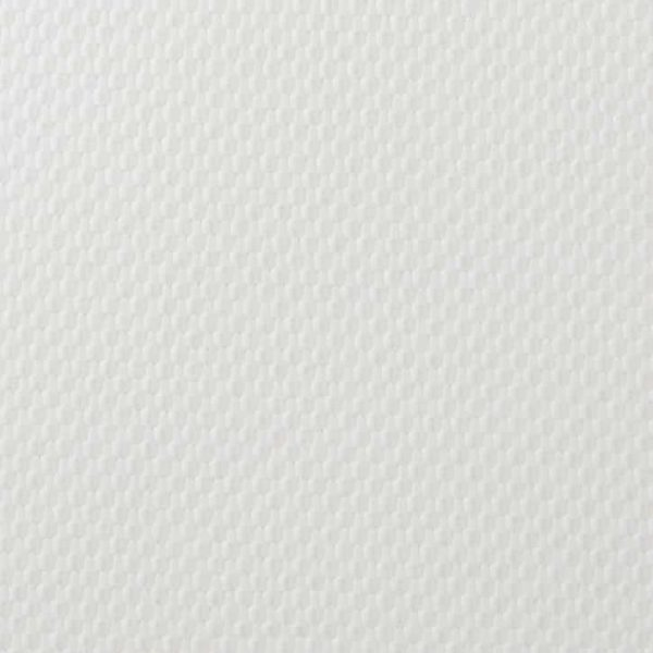 18 oz Vinyl Coated Polyester Fabric | White 61""