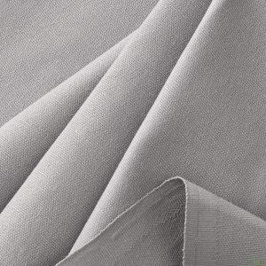 "7 oz Pewter Canvas Fabric | 60"""