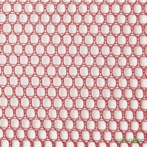 "Hex Mesh - 60"" Red"