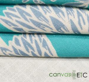 Fabric Printing - Protea Design