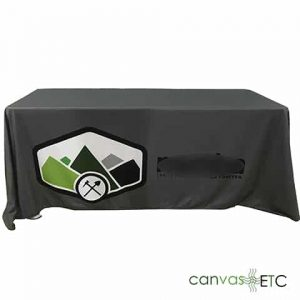Table cloth throw covers - Fire Retardant