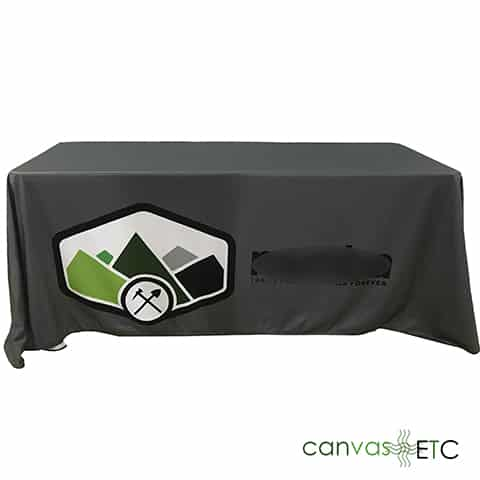 Table cloth throw covers - Fire Retardant