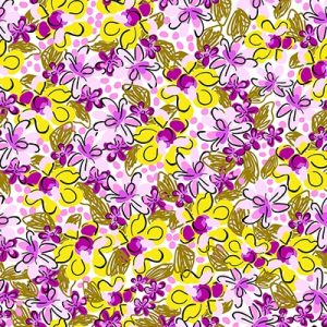 Springtime Sonata Purple
