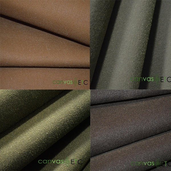 Waxed Canvas By The Yard Or Roll Canvas Wholesale Canvas Etc