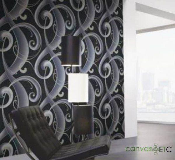 Abstract Geometric wallpaper on demand