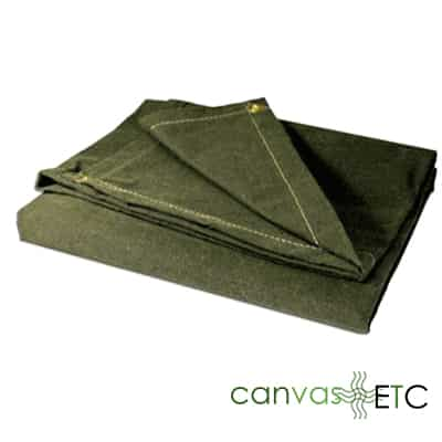 Heavy Duty Canvas Tarps