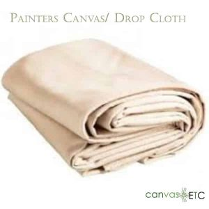 Painters Canvas what material is canvas canvas etc