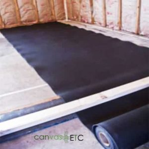 Easy Roll Out of MLV material