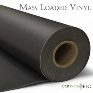 Mass Loaded Vinyl Noise Reduction Material