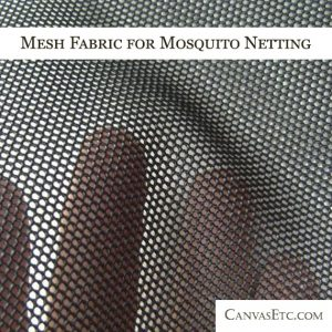 Mesh Fabric for Mosquito Netting