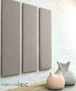 Printed #1 Duck Cloth for Wall Panels