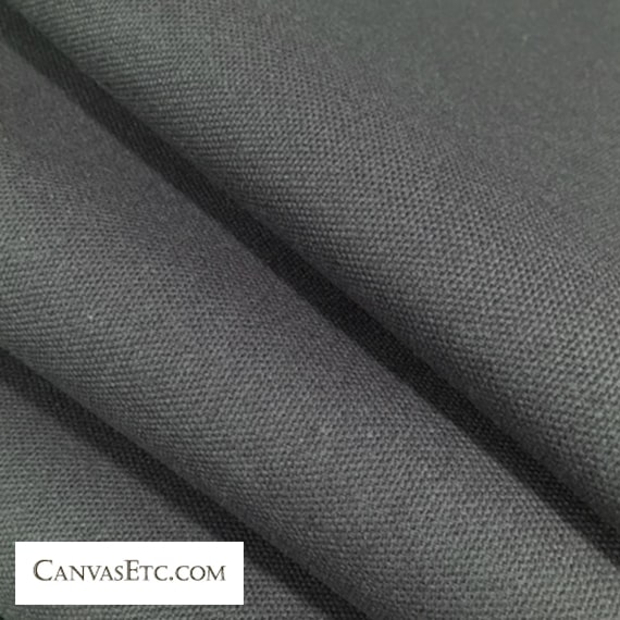 10 ounce cotton duck fabric Dark Navy