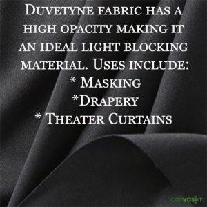 Duvetyne