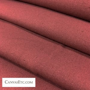 Redstone 10 ounce cotton duck fabric