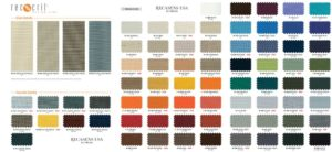 Recasens Sunbrella Type Fabric