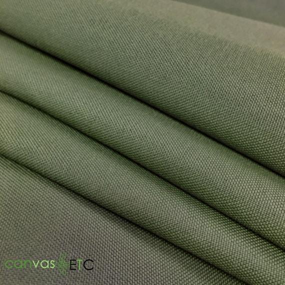 500Denier Fabric in Ranger Green