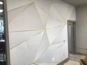Wallpaper installed