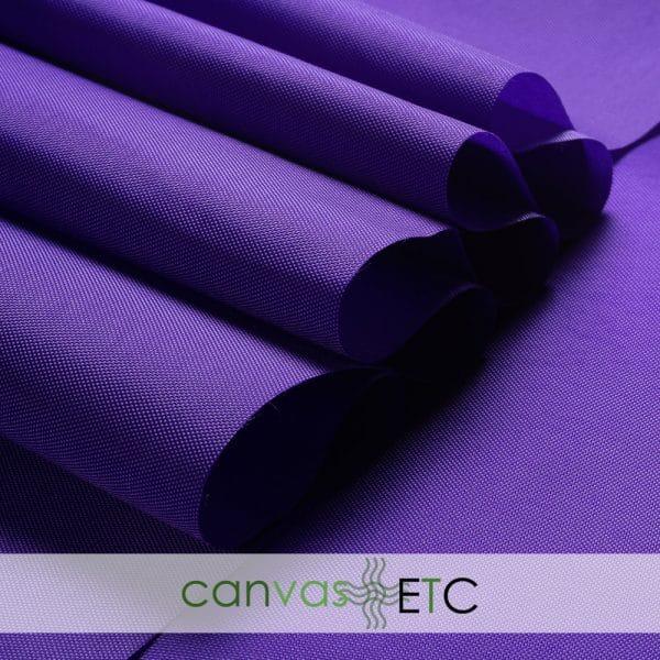 210 Denier Nylon Purple