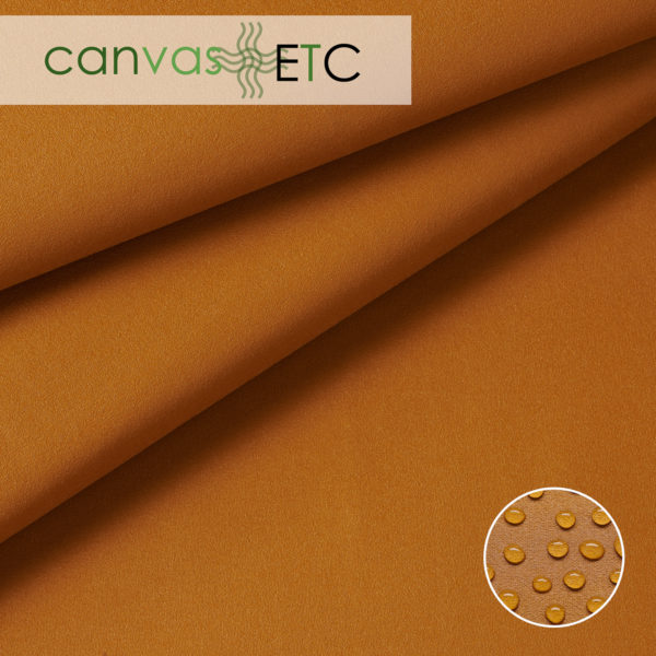 acrylic awning fabric Acrylic Polycotton duck khaki Canvas