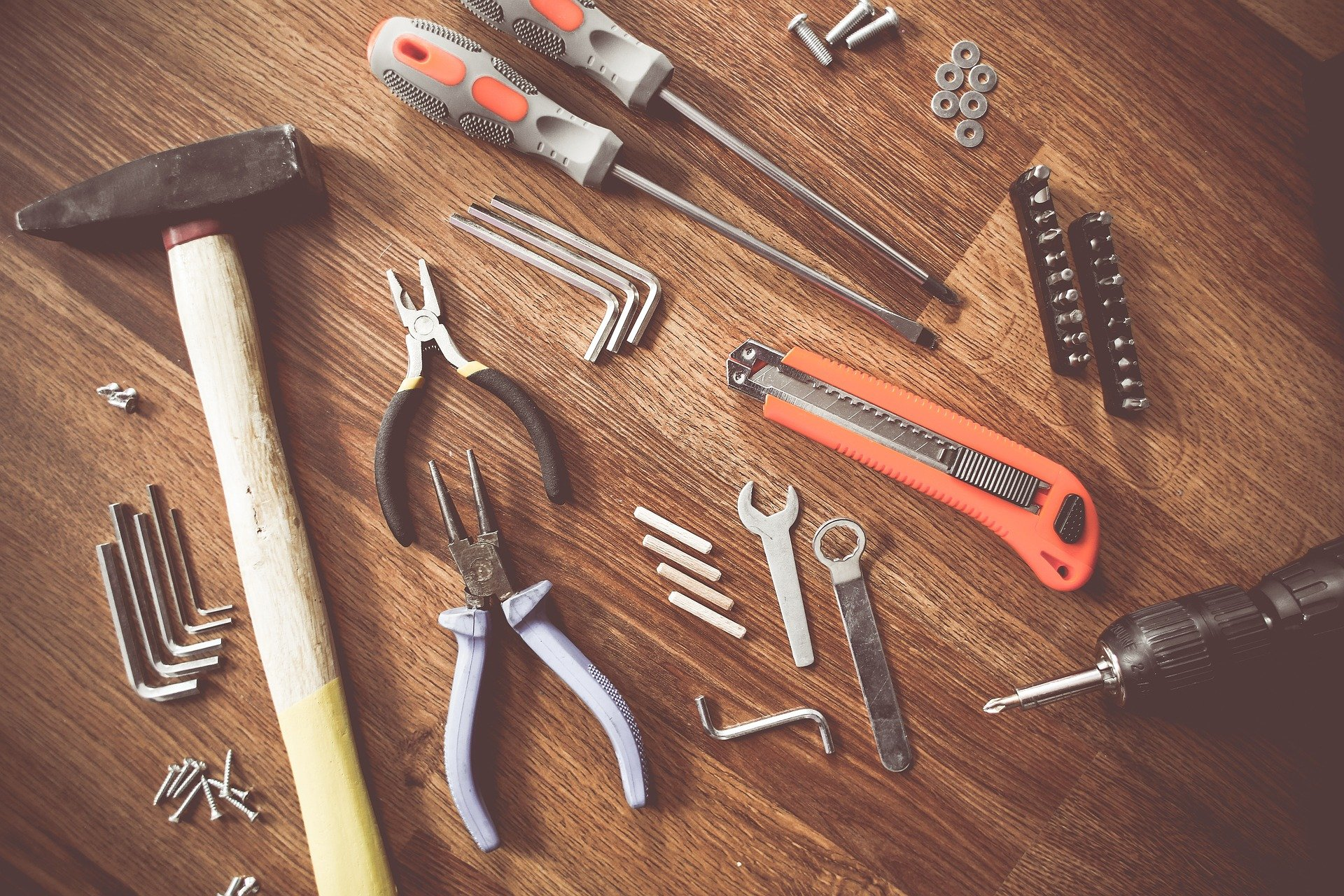 father's day fabric tools